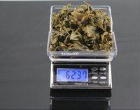Envío de la alta calidad 500g / 0.01g Digital dieta de la cocina Escala electrónica Peso Medida Equilibrio
