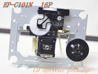 Wholesale EP C101 EP C101N PIN Optical pickup with Mechanism DA11 P CD VCD player DA11 laser lens EP C101