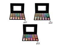 Wholesale Cosmetic Colors Eyeshadow Palette Earth Color Lady Nude Eyeshadow Palette Eye Shadow Makeup Powder Palette