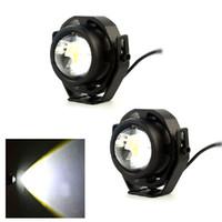 automotive running lights - Automotive Lighting LED Eagle Eye Light V Ultra Bright W Car Fog Lamp Daytime Running Lights Backup Lamp ZM00986