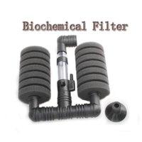 Wholesale Hot Sale New Practical Aquarium Biochemical Sponge Filter Fish Tank Air Pump E5M1