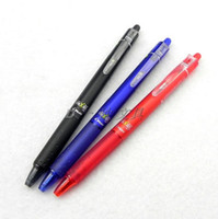 Wholesale Pilot Frixion Erasable Ball Pen mm Red Blue Black colors set LFBK F