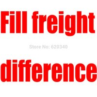 Wholesale Fill freight difference Store No order lt no track
