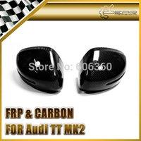 Wholesale EPR FOR Audi TT MK2 Type J Carbon Fiber Mirror Cover Replacement
