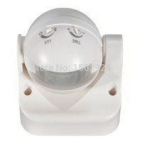 Wholesale 240V Outdoor Degree Hz Security PIR Motion Movement Sensor Detector Switch