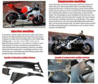 Wholesale Motorcycle Fairing for Suzuki GSXR600 Matter Black Blue White Body Kits GSXR K8 Compression Pieces M11263