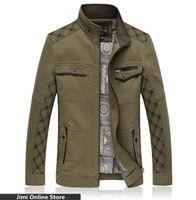 add jackets - Fall XL XL Quality thick jacket men cotton new stitching add fertilizers increased cotton jacket plus size