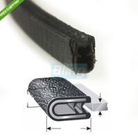 auto door seal - auto edge trim quot in Length Door Seal Protector Trim Molding Pillar Sound Proof Car PVC Rubber Lock Seal Edge Trim