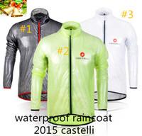 bicycle raincoat yellow - 2015 Cycling raincoat New Raincoat Bicycle Jacket Rain Coat Jersey Bike Windbreak Waterproof Clothes Cycling Jersey