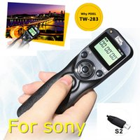 alpha release - Pixel TW S2 TW283 Wireless Timer Remote Control Shutter Release for Sony Alpha a7 a7II a7R a7S a3000 a5000 a5100 a6000 a58