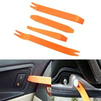 Wholesale New Arrivals set Auto Car Radio Door Clip Panel Trim Dash Audio Removal Pry Installer Hand Tools C371