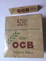 cigarette carton - One carton king size slim OCB cigarette rolling paper mm mm booklets box for via DHL