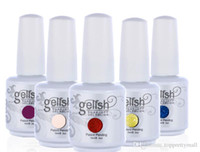 Wholesale 2016 Nail Polish Fashion IDO Gelish Nail Art Soak Off Harmony Nail Gel UV Gel For Nails Gel Polish