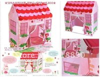 Cheap 2012Hot sale !!! Free shipping kids childern play house tent,usamomo mother garden tent,welcome wholesale and retail
