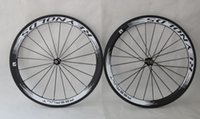 Wholesale REYNOLDS mm c toray t700 road carbon fiber clincher bike wheels hub glossy matte finishing quick release