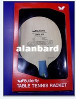 Wholesale On Sale Latest Butterfly CHINESE REAL Table Tennis Blade Table Tennis Racket
