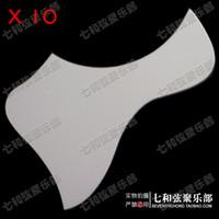 Wholesale 10 White quot quot Folk Acoustic Guitar Pickguard Pick Guard Anti scratch Plate
