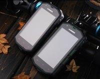 h5 phone - Hummer H5 IP68 dustproof waterproof Android4 WCDMA G Smart Phone Shockproof GPS inch sreen outdoor mobile phone
