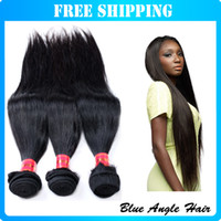 Wholesale Virgin Peruvian Hair Straight A Peruvian Virgin Hair extensions Cheap Brazilian Malaysian Mongolian Human Hair Weave