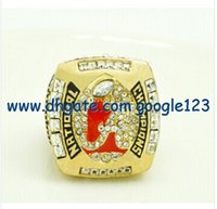 Wholesale The new national championship ring size amazing quality male ring