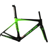 Wholesale 2015 OG EVKIN days Delivery newest carbon road bike frame super light aero racing bike frame in best quality