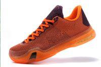 basketball fundamentals - 2015 NEWEST mens Orange Bryant Kobe KB X Elite Low Fundamentals LIMITED Bethoven Men Basketball Sport Sneakers Shoes drop ship