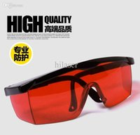 Wholesale 532nm green Laser Safety Goggles nm nm for laser tattoo machine laser safety goggles laser glasses