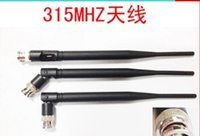Wholesale 2pcs BNC J male mhz antenna