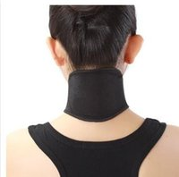 Wholesale Tourmaline self heating Neck guard Effective against cervical spondylosis Far infrared ray protection