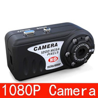 Wholesale Mini DV Mini Camera MP Smallest DV Real P IR Night Vision Camcorder