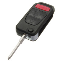 amg key fob - New Button Remote Key Keyless Entry Case Fob Shell For Mercedes For Benz ML320 ML55 AMG