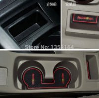 Wholesale Non slip Interior door pad cup mat door gate pad for Mitsubishi lancer EX padded bike seat cover