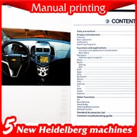 Wholesale Customized electric twisting Car manual printing Unicycle product instruction book guide manual printing