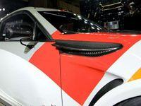 Wholesale Fits Carbon Fiber GT86 FT86 Scion FRS BRZ Fender Bezel