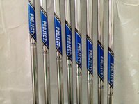 Wholesale Golf clubs Shaft rifle Project X5 steel shaft golf irons shafts Top quality