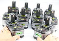 Wholesale 10 X Ryobi V Battery Li ion Battery Ah Compact Ryobi P104 for power tool order lt no track