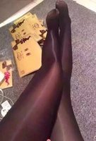Wholesale Paliduo logo silk stockings is very elasticity knife no lacerate it the legs are slim