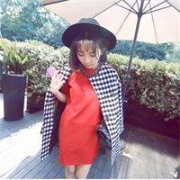 Cheap 2014 New Winter Korean Fashion Women Clothing Classic Long Outerwear Coats Wool Blends