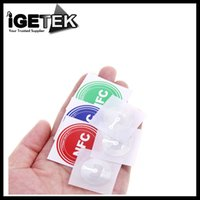Wholesale 3pcs NFC Tags Smart NFC Labels for Samsung Galaxy S5 S4 Note III Nokia Lumia Sony Xperia Nexus