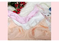 Wholesale Pregnant Women Pure Cotton Wire Free Adjustable Strap Maternity Nursing Bra Underwear