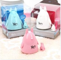 Wholesale Special offer high end perfume car ornaments cute chinchillas perfume bottle ointment Car Decoration