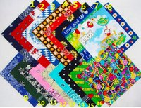 beachwear manufacturers - 2015 Manufacturers cotton headscarf Face cloth Cotton bandana cotton saliva towel colors supply