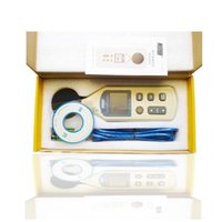 Wholesale WS1361 Portable High Pression LCD Digital Sound Level Meter Noise measure Decibel Meter Tester With Time USB Interface