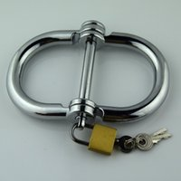 Wholesale Metal sex hand cuffs for sex toys for couples Adult sex games Bundle bondage toys erotic toys sex products