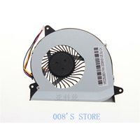 asus replacement fan - New Notebook CPU Cooler Fan For Asus U31 U31F U31J U31E U31JG U31JF U31S U31SD U31K X35J X35 KDB0705HB Radiator DIY Replacement