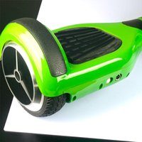 Wholesale 6 inch Two Wheel Smart Balance Automatic Electroinic Unicycle Self Balancing Hover Skate Scooter Skateboard Hoverboard