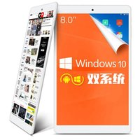 Wholesale Teclast X80HD inch Dual Boot Intel Bay Trail T Quad Core Tablet Windows and Android PC GB RAM Original