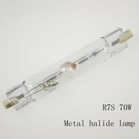 Wholesale R7S W Metal halide lamp