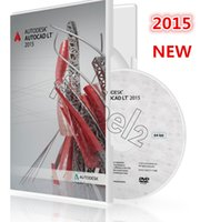 Wholesale Autodesk AutoCAD LT Windows English full version bit bit DVD box