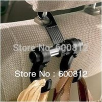 Wholesale car Seat back hook auto seat hooks Car garbage bags car garbage bags seat